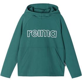 Reima Lupaus Hoodie Kids, pine green
